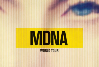 MDNA Worl Tour Final Cover